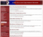 AVID Soccer Equipment Review Snapshot