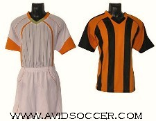 AVID Soccer Equipment Review Century Lotus