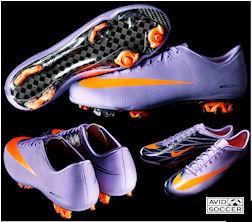 AVID Soccer News Nike Mercurial Vapor