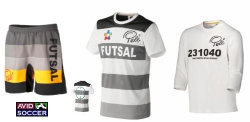 AVID Soccer Pele Pelada apparel