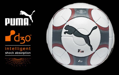 AVID Soccer Equipment Review Puma V1.08 Match Ball