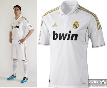 AVID Soccer News: Real Madrid 2011