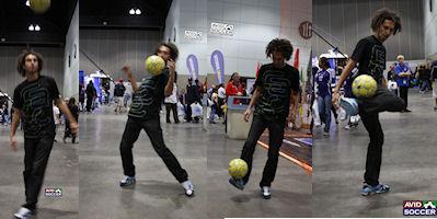 AVID Soccer News Street Soccer