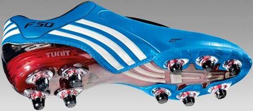 AVID Soccer News adidas F50i Product Shot
