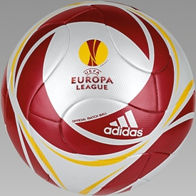 AVID Soccer News adidas UEFA Europa Ball