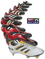 AVID Soccer News article adidas Predator X Launch