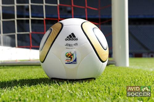 AVID Soccer New adidas jobulani