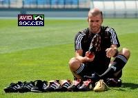 AVID Soccer News Zidane Predator