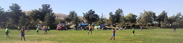 AVID Soccer News: AYSO Game
