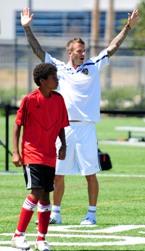 AVID Soccer News David Beckham