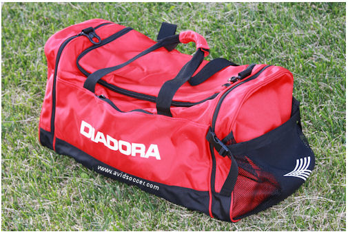 AVID Soccer News Diadora Bag