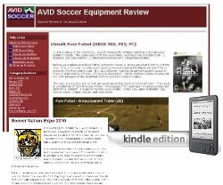 AVID Soccer Kindle Edition