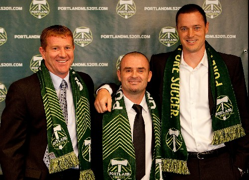 MLS Portland Timbers Announce Head Coach