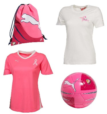 AVID Soccer News Puma Project Pink