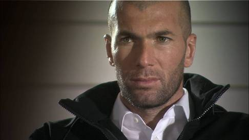 AVID Soccer News adidas Zidane interview